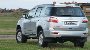 Chevrolet Trailblazer SUV 2013