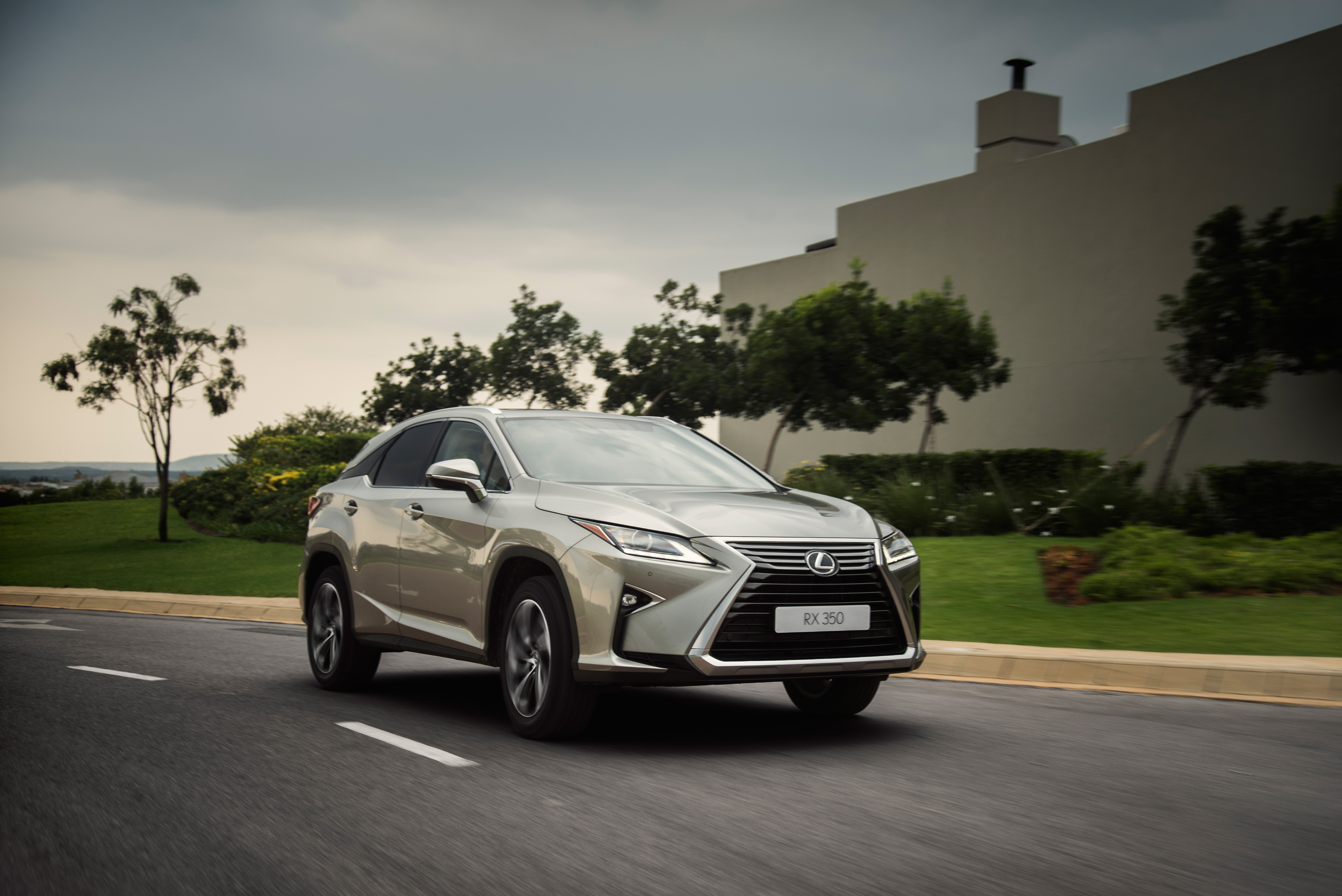 the all-new lexus rx makes its south african debut - barloworld