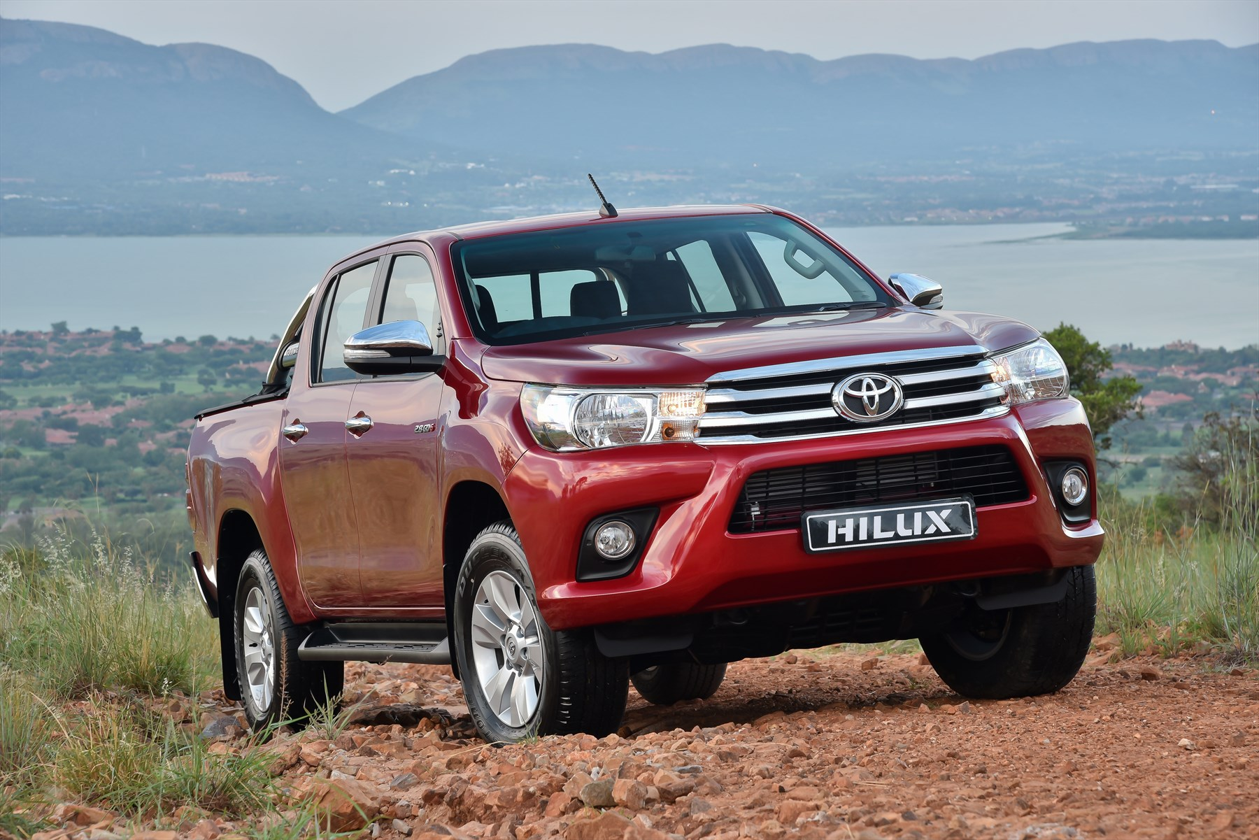 The New Toyota Hilux Barloworld Motor Retail