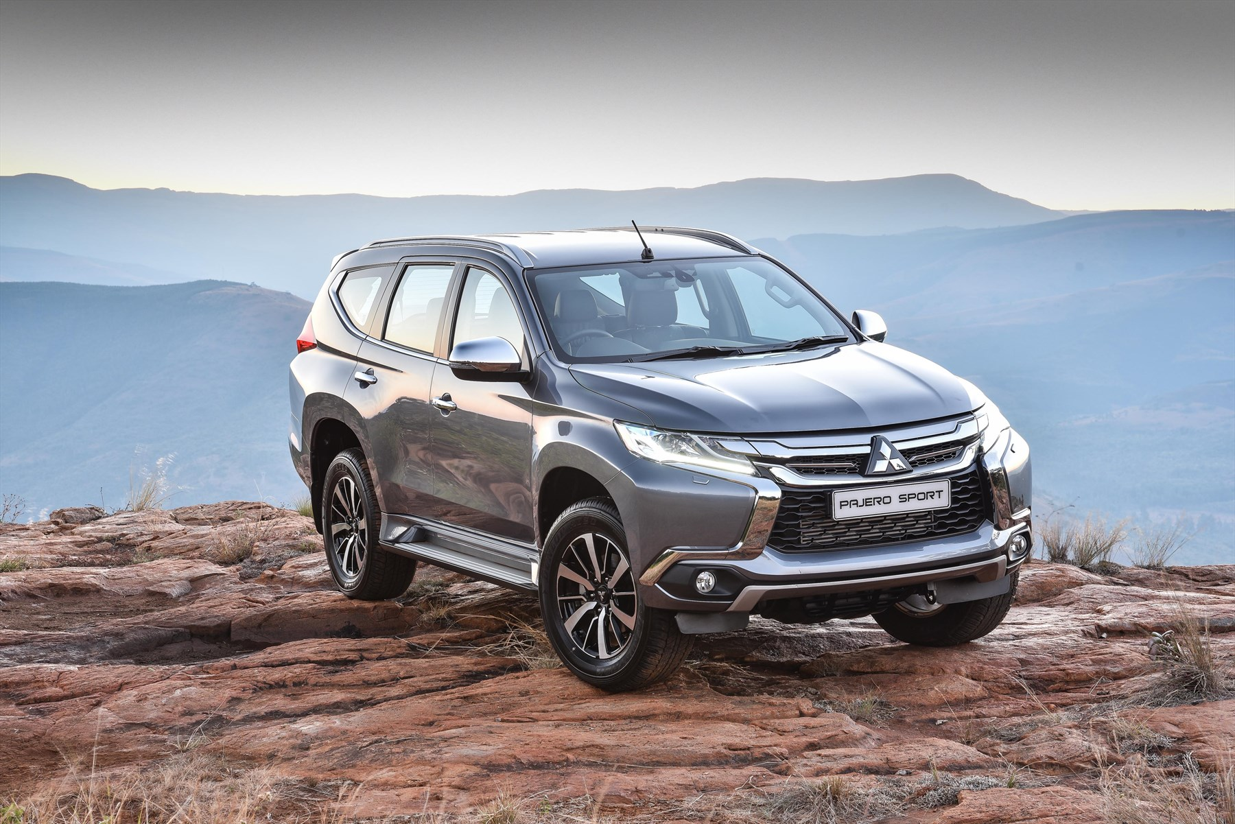 The long-awaited Mitsubishi Pajero Sport, punching way above its weight  thanks to an array of cutting-edge technological enhancements, has arrived.