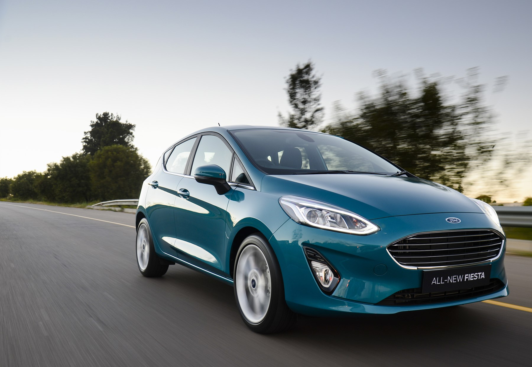 all new fiesta